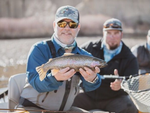 Wyoming Fly Fishing Trout