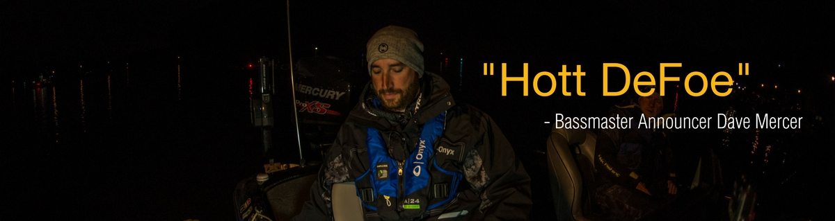 "Ott ""THE HOTT"" DeFoe Eyes Victory at 47th Annual Bassmaster Classic"