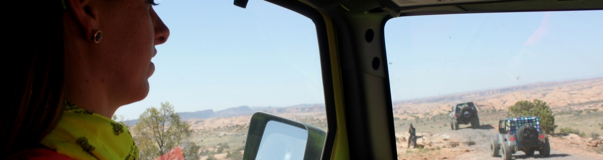The Jeep Girls Adventure with BUFF®