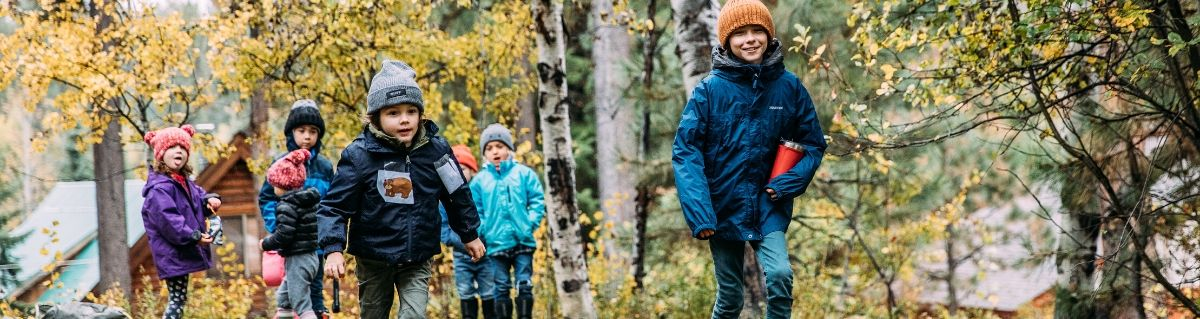 Leave No Trace: Children are Our Future