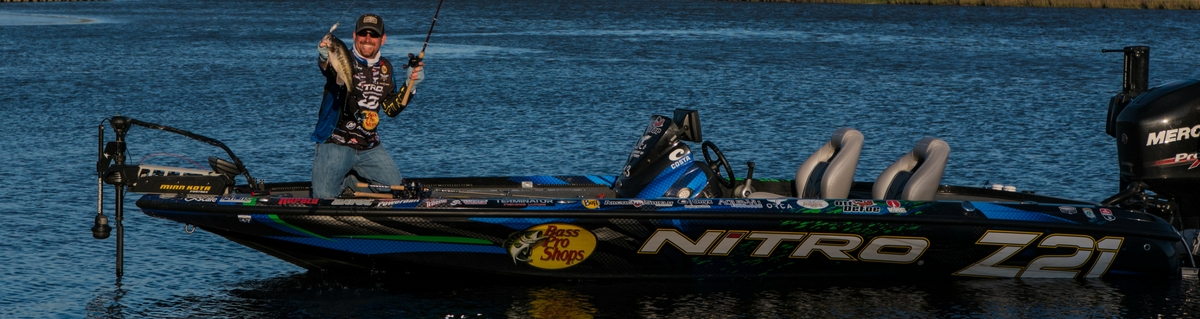 My essential Gear for Fishing a Bass Tournament – Ott DeFoe