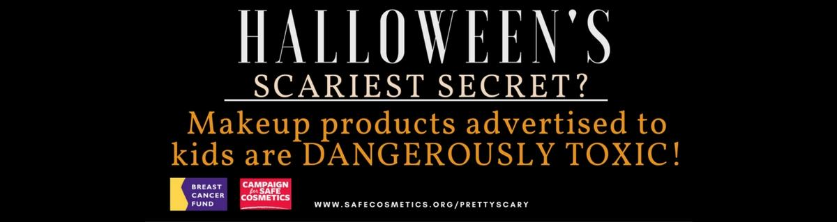 Halloween Face Paint Alternatives