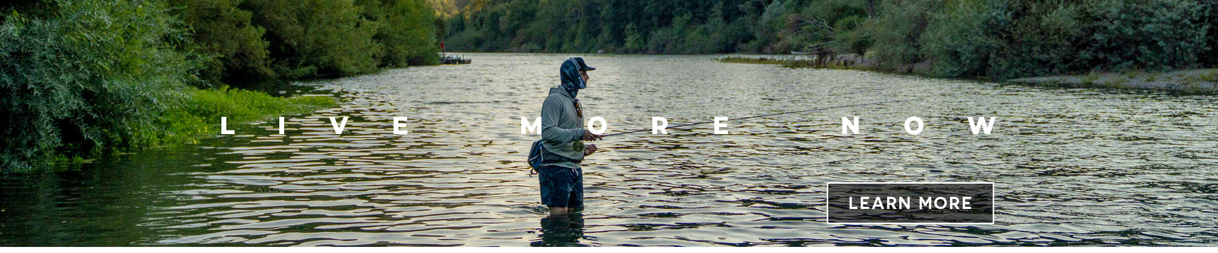 Live More Now - Explore Outdoor Moments