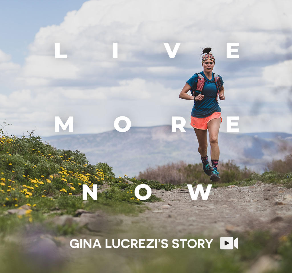 Live More Now - Gina Lucrezi's Story