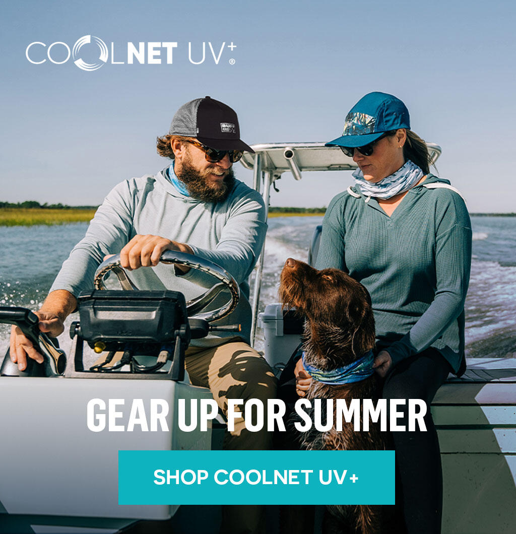 Stay Cool with CoolNet UV+