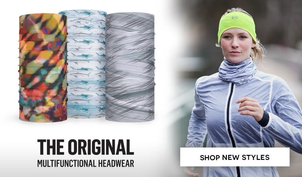 BUFF the original multifunctional headwear