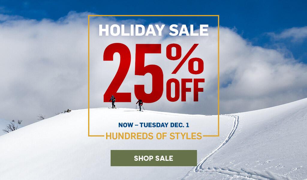 shop the winter sale 40% off