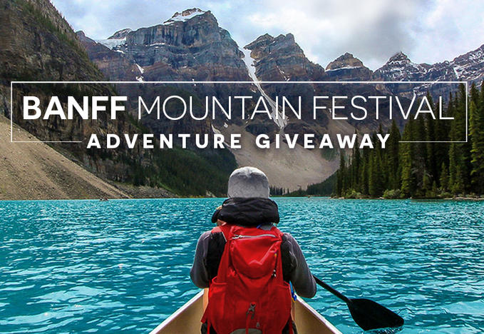 banff mountain giveaway