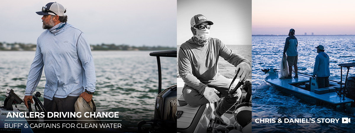 Watch the Captains for Clean Water Story