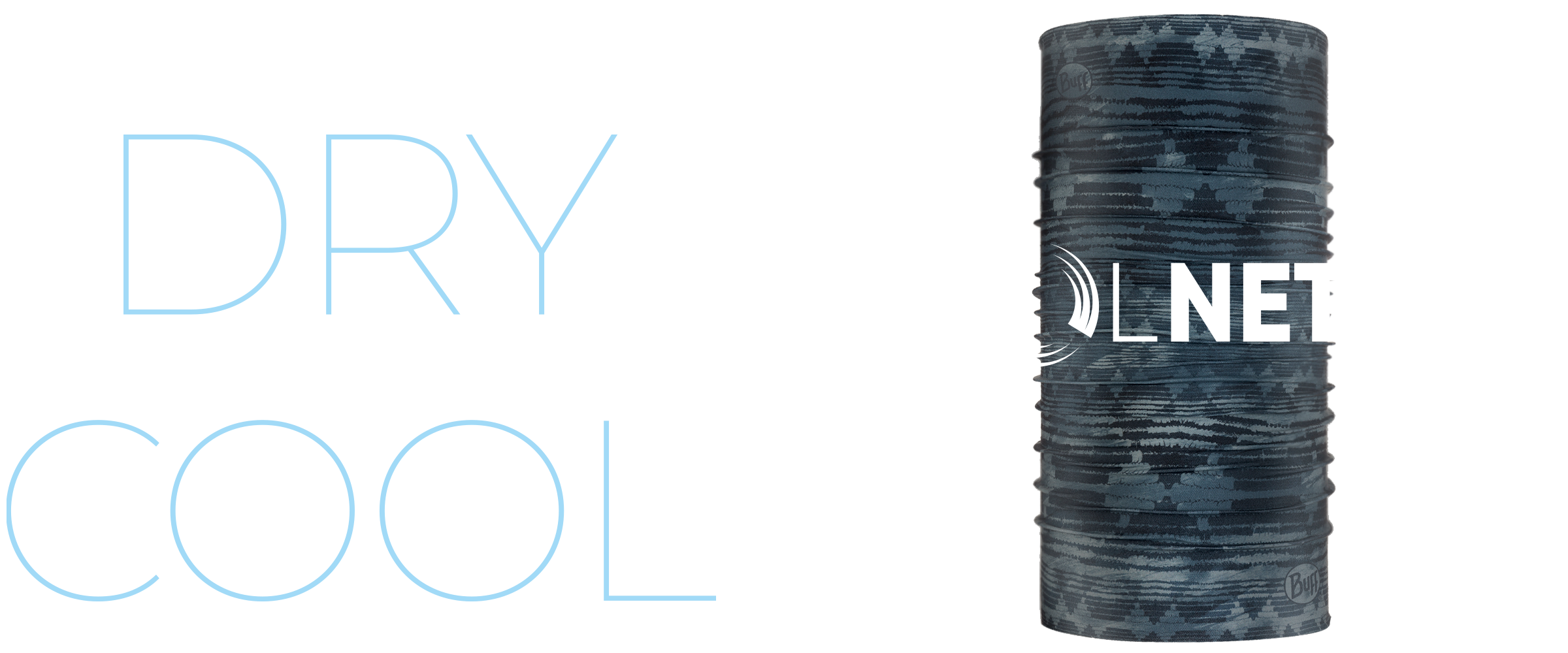 stay dry feel cool with coolnet uv+