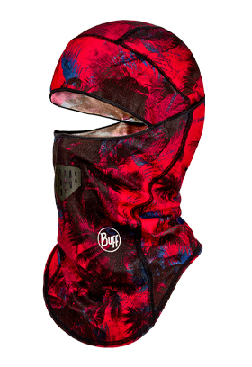 <br />ThermoNet<sup>®</sup> Balaclava provides maximum coverage from the cold.