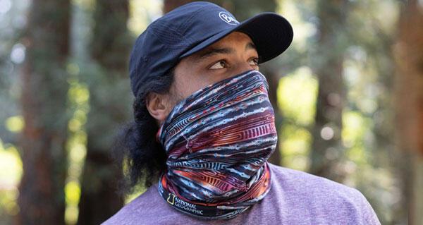 Buff Dryflx Multifunctional Headwear and Face Mask
