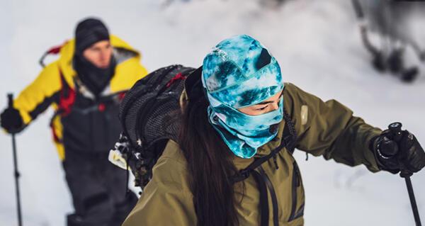 BUFF Balaclava Polar Jr 118809.538// Children/'s Mountain Clothing Girls Clothing
