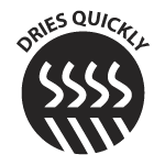 Dries Quickly