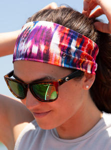 CoolNet UV+ Headband Moonbow