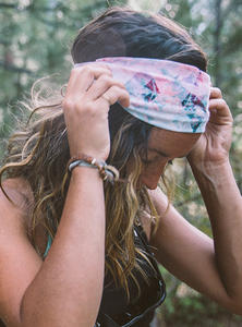 CoolNet UV+ Multifunctional Headband Mandala