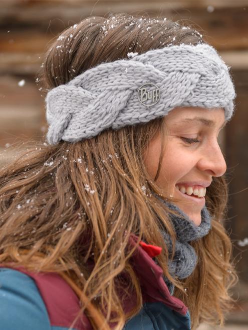 Knit Headband Yssik Starwhite Official Site