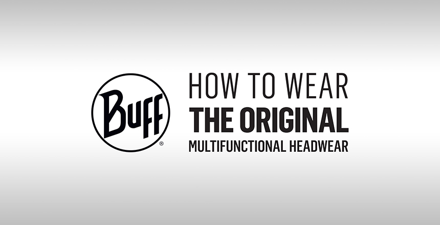 how to wear original multifunctional headwear
