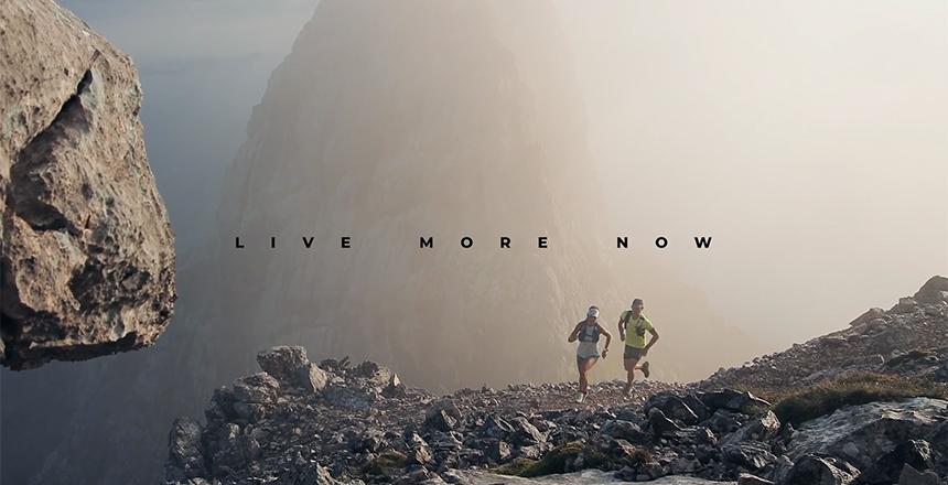 Trail Running Video