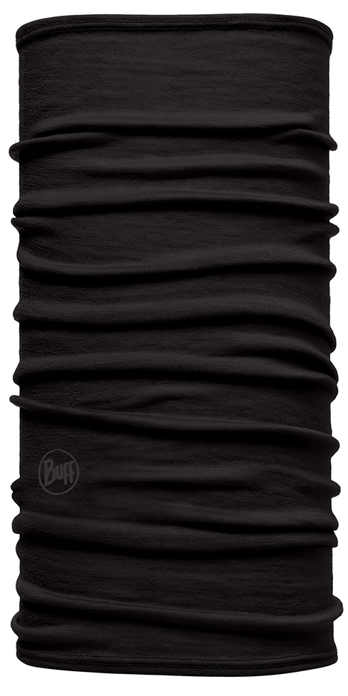 Junior Lightweight Merino Wool - Black