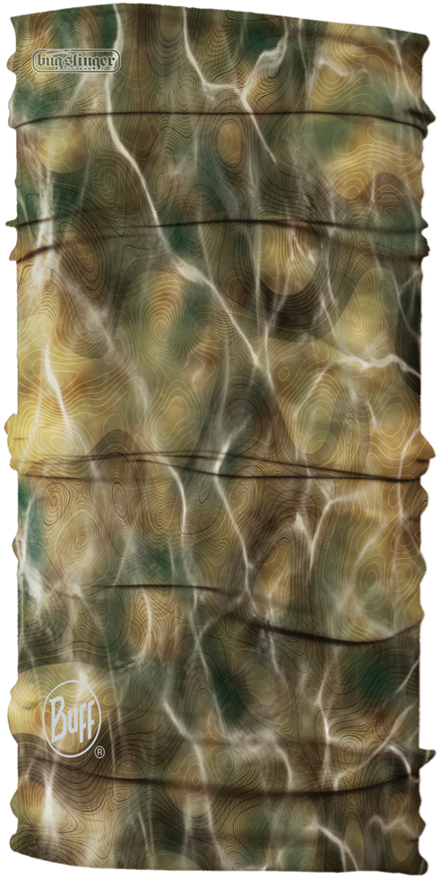 UV BUFF Bug Slinger BS Water Camo Forest