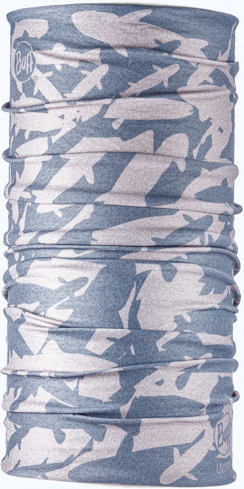 UV BUFF Trout Camo