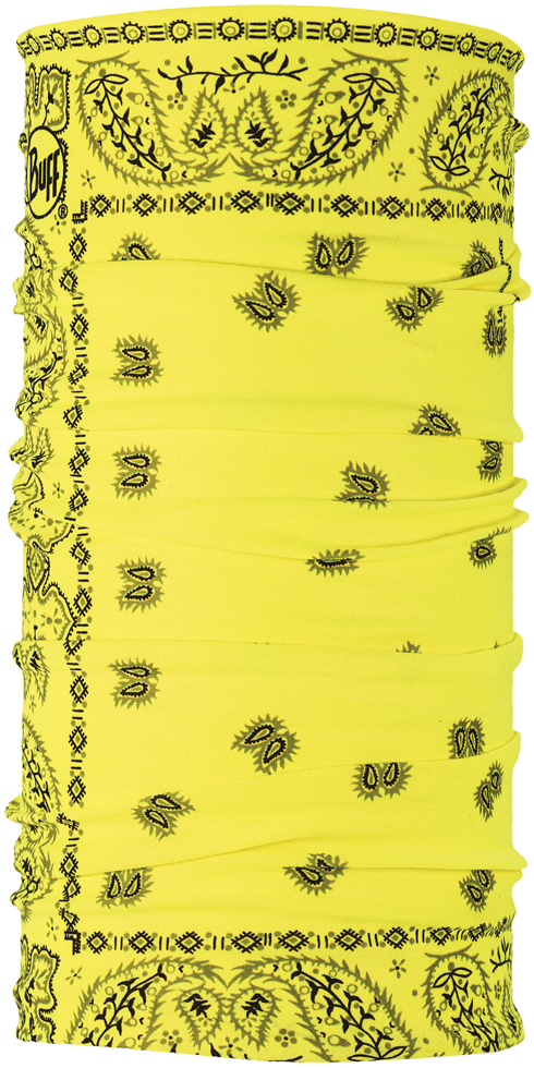 UV BUFF Santana Yellow