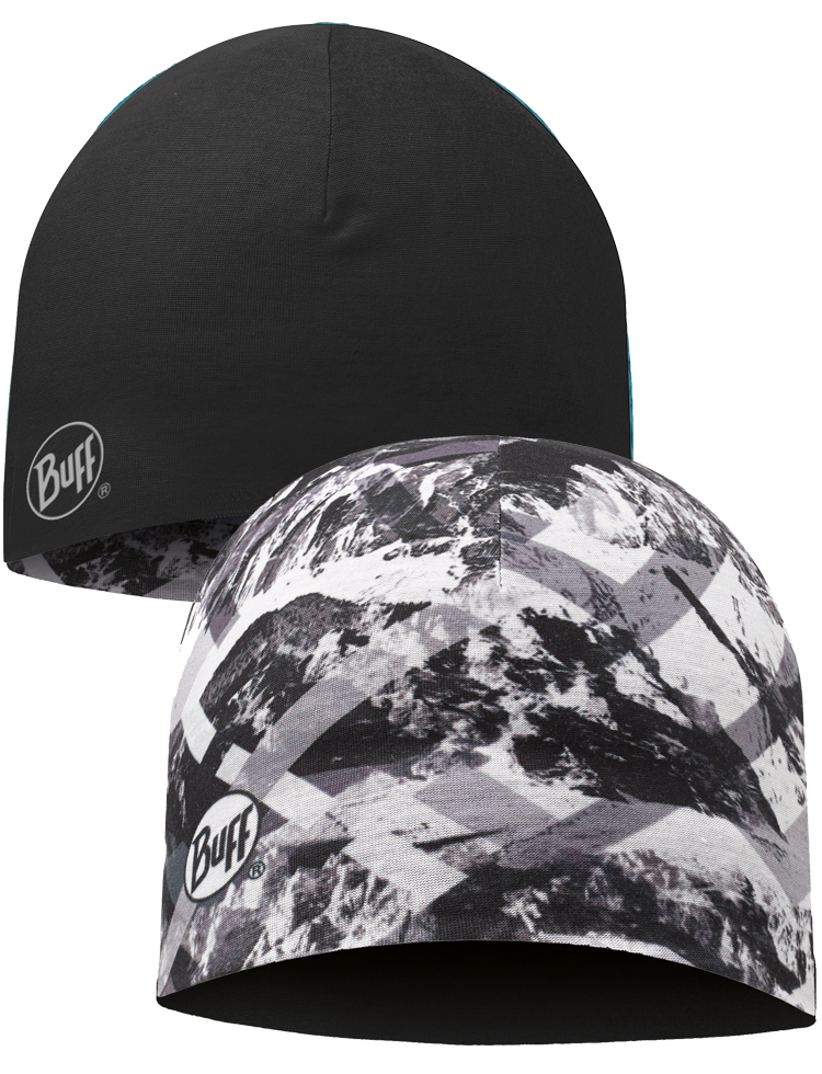 Microfiber Reversible Hat Mountaintop