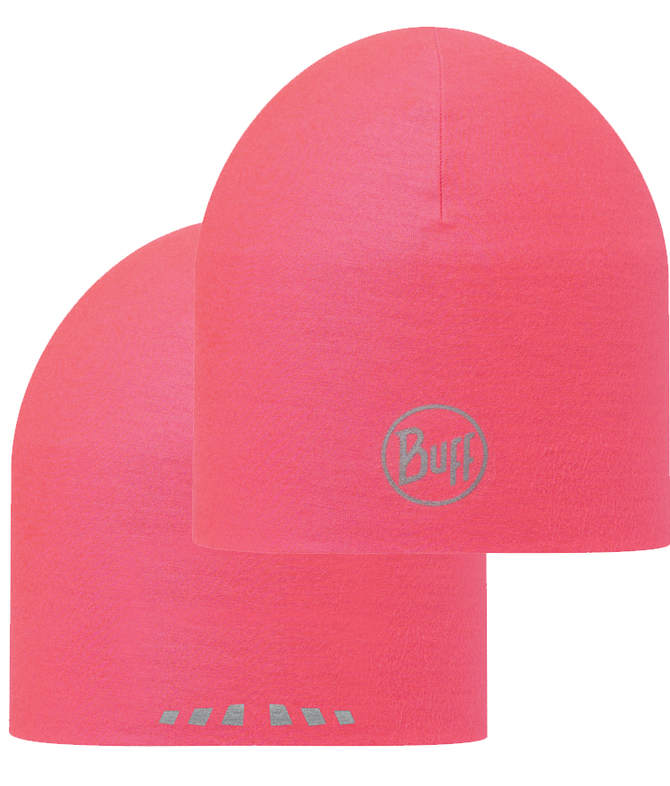 Coolmax Reversible Hat R-Pink Fluor