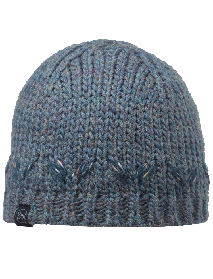 Knitted Hat Lile Denim