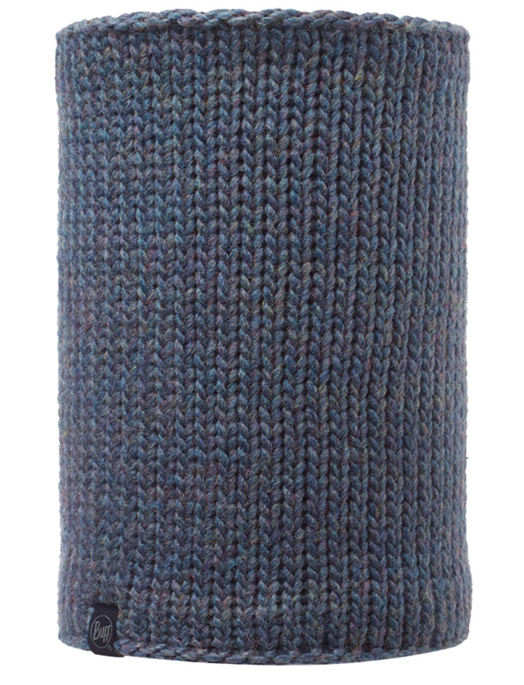 Knit Neckwarmer Lile Denim