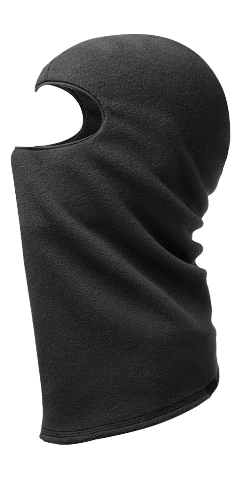 Polar Balaclava Black
