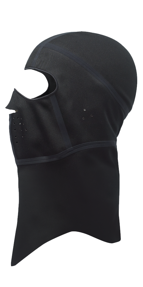 Windproof Balaclava - Black