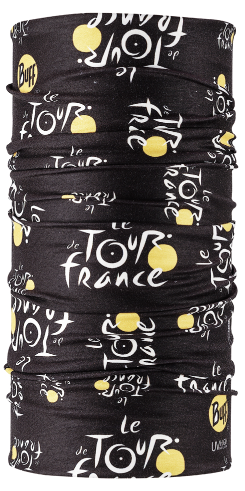 UV Tour de France Tour Logos Black