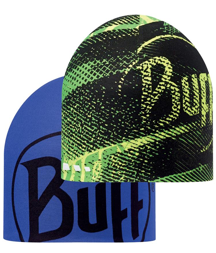Coolmax Reversible Hat R-Flash Logo Yellow Fluor Blue Ink  06f3eae1f9f