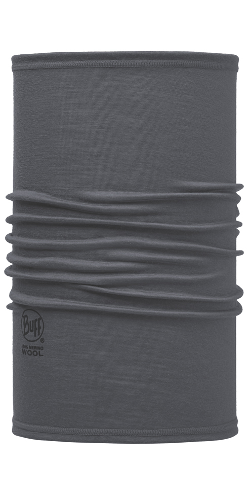 Lightweight 3/4 Merino Wool Grey
