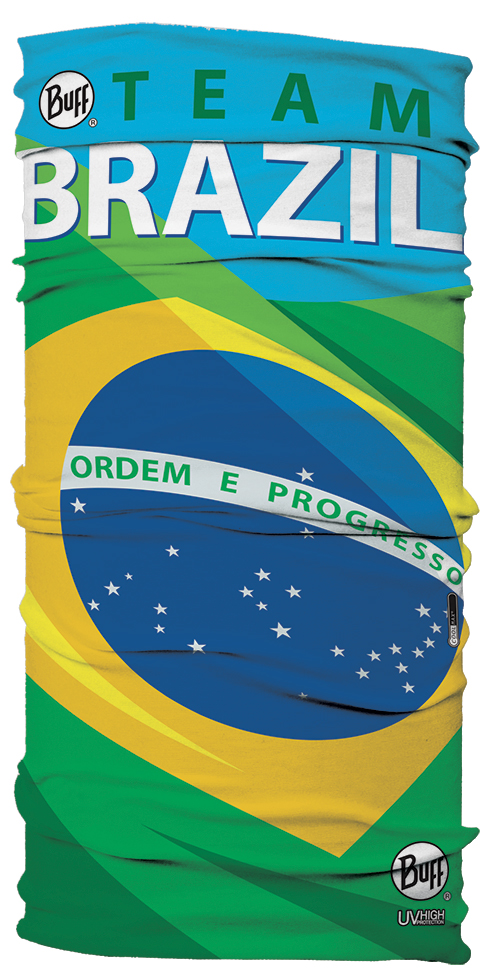 UV BUFF World Flags FG Brazil