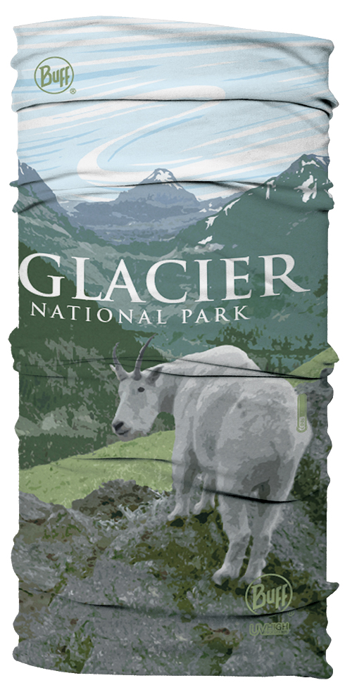 UV National Parks - NP Glacier