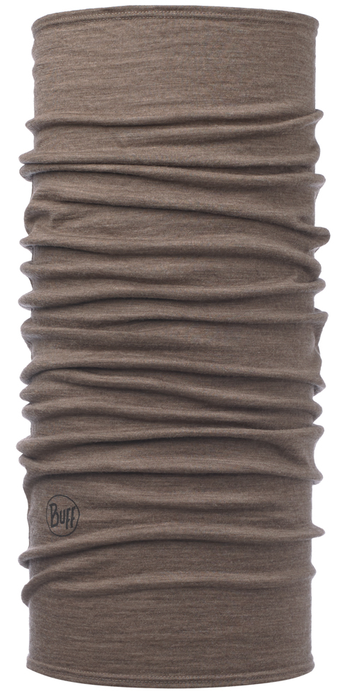 Lightweight Merino Wool Walnut Brown