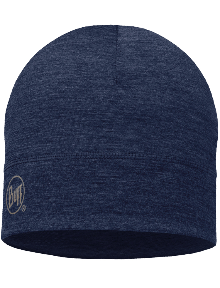 Lightweight Merino Wool Hat Denim