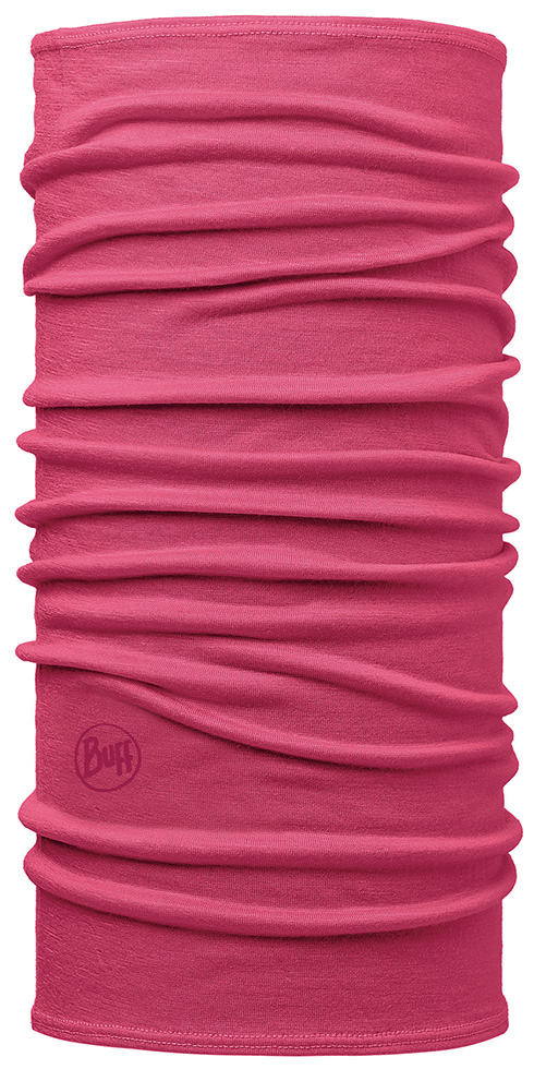 Junior Lightweight Merino Wool - Wild Pink