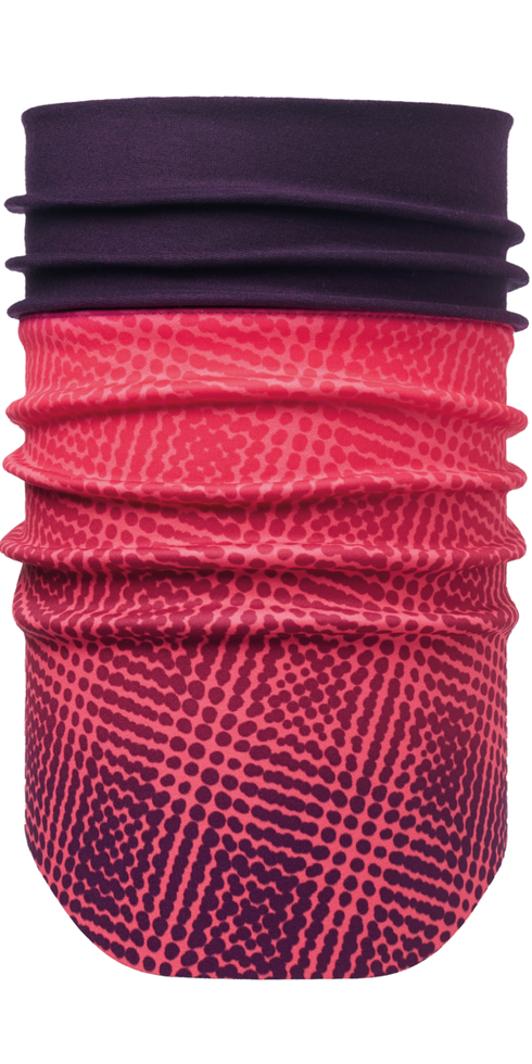 Windproof Neckwarmer Xtreme Pink