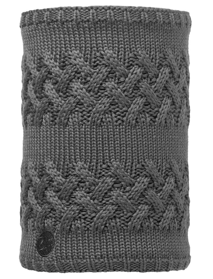 Knit Neckwarmer Savva Grey