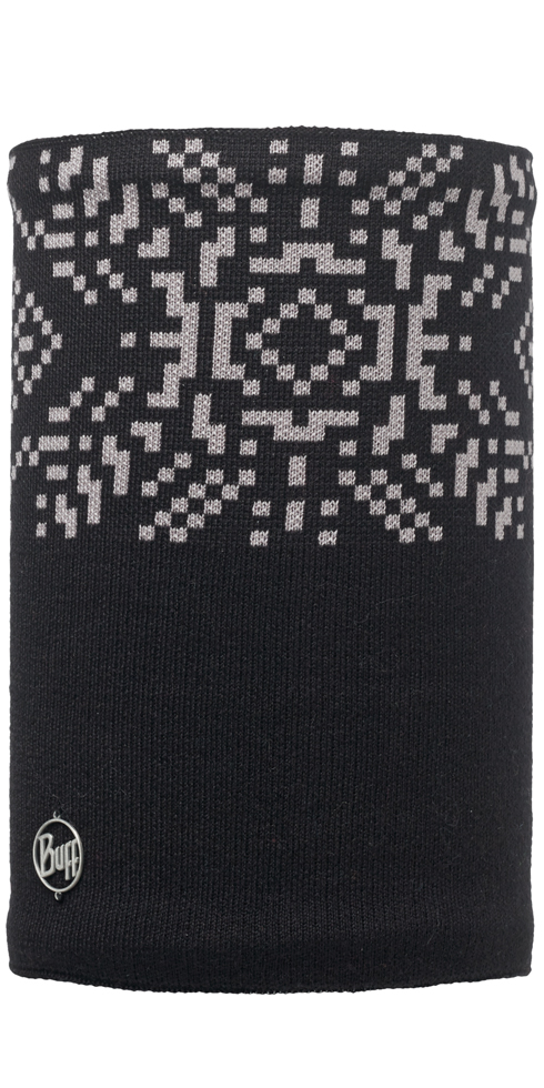 Knit Neckwarmer Whistler Black