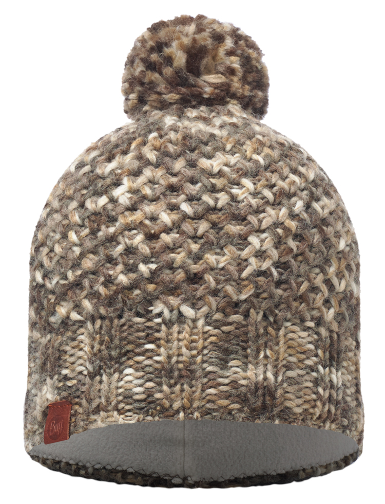 Margo Hat Brown Taupe