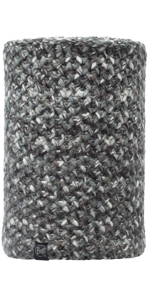 Knit Neckwarmer Margo Grey