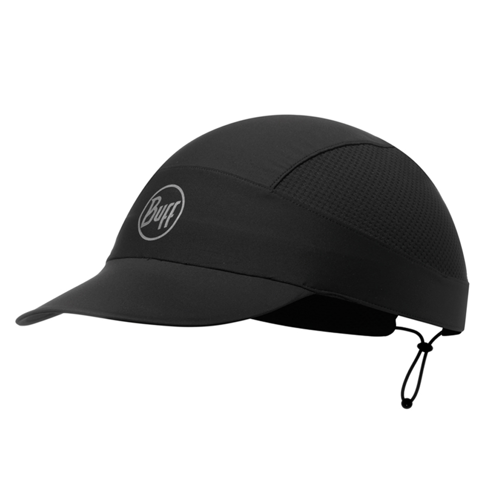 Pack Run Cap R-Black