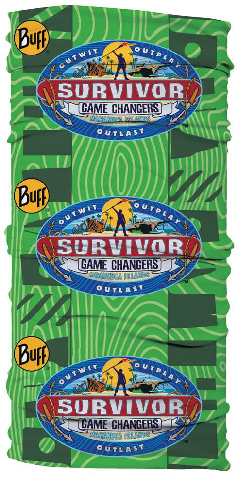 Original BUFF Survivor Survivor 34 Green