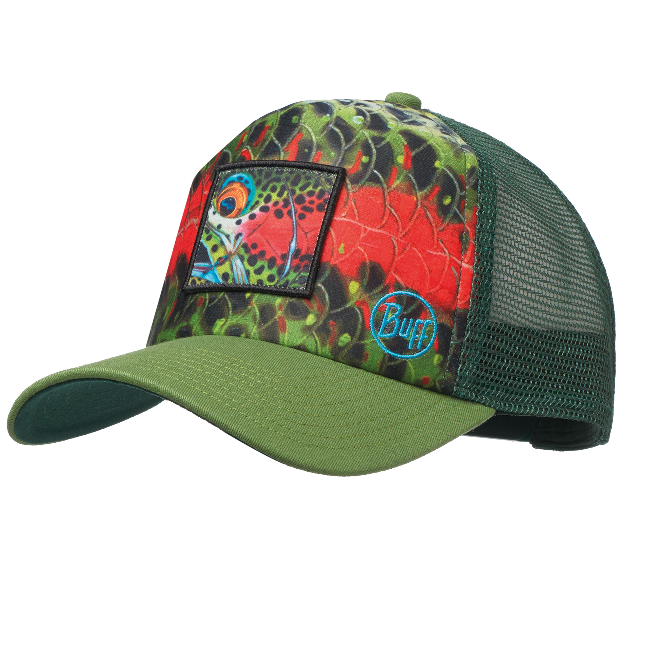 Trucker Cap DeYoung - DY Rainbow Royal