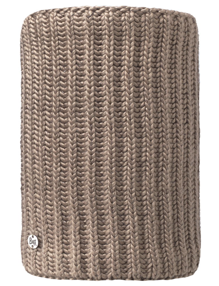 Knit Neckwarmer - Glen Beige